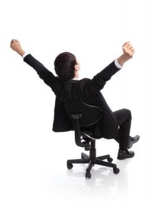 A Happy Human Resources Professional Reinventing Performance iManagement