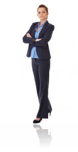 A Happy Human Resources Professional Reinventing Performance Management