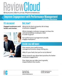 Employee Performance Review Guide Image