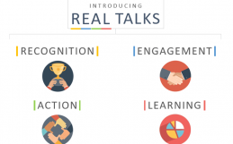 Introducing REAL TALKS to improve employee performance!