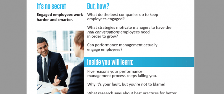 White Paper: Engaging Employee Performance